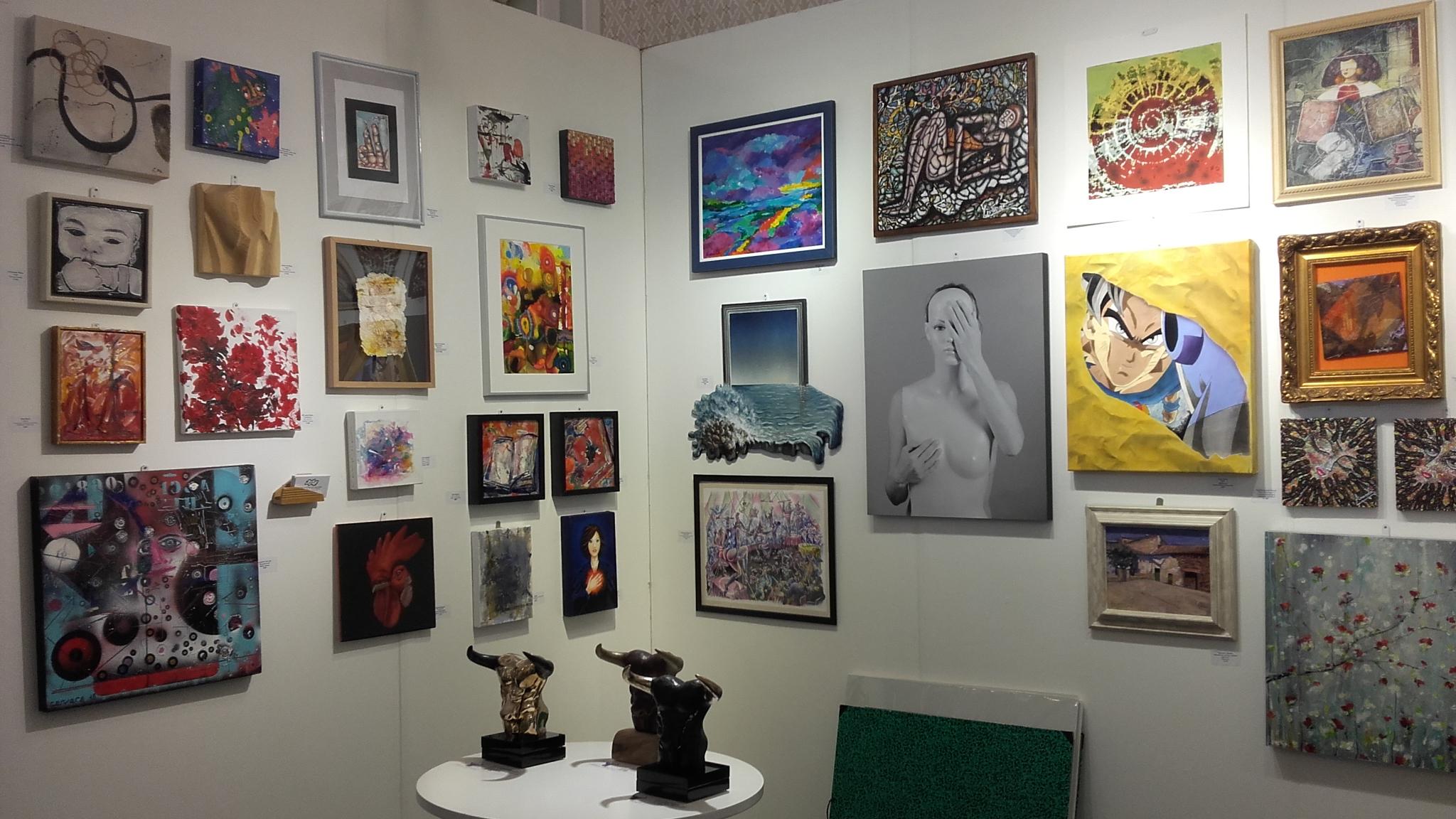 Parallax Art Fair London 2018
