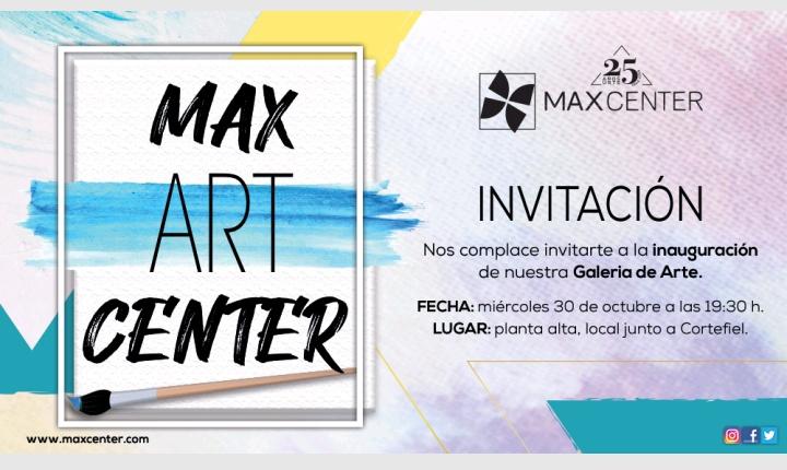 MaxArtCenterInauguracion2019