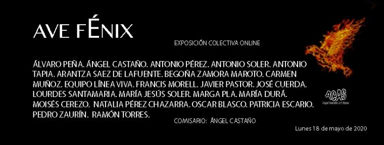 cartel AVEX FéNIX